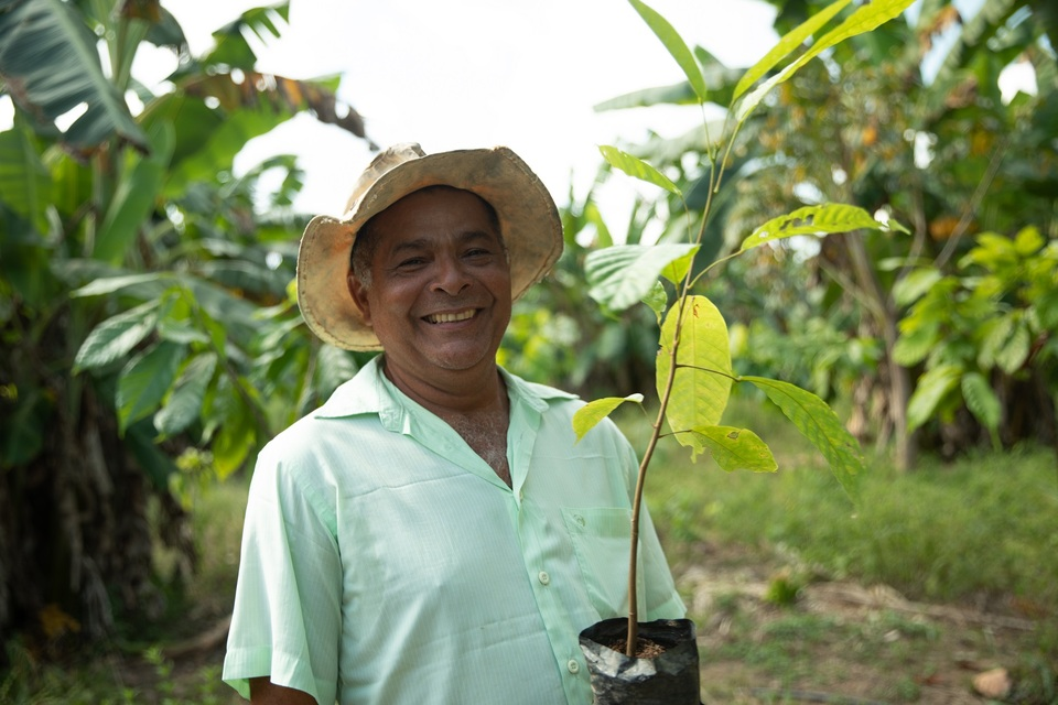 RestaurAmazônia Project is one of six initiatives currently supported by the JBS Fund for the Amazon